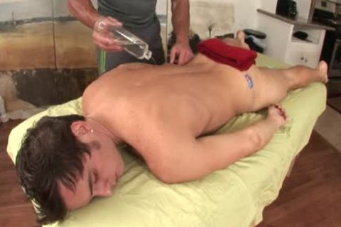 mb Tyler massages Ty Alexander