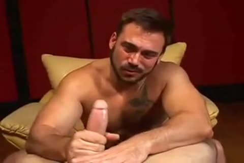 cute Verbal daddy receives Played With