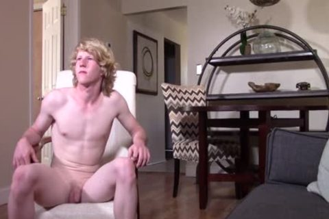 penis Hungry twink Takes It bare